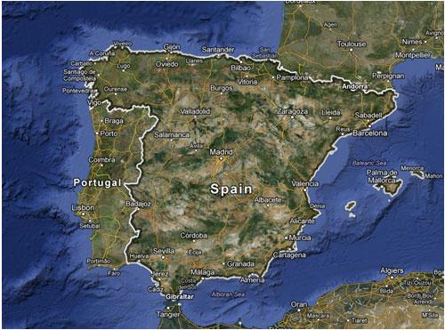 ประเทศสเปน